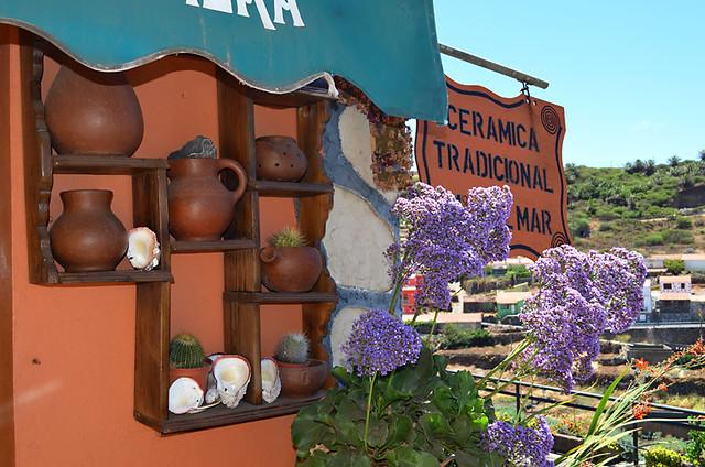 Pottery, El Cercado, La Gomera