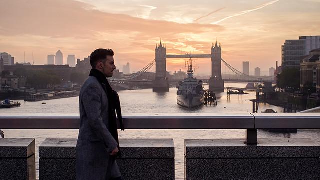 Sunrise, London Bridge