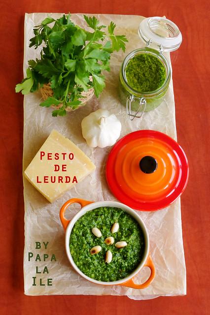 Pesto de leurda (1)