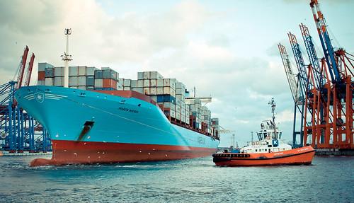 Maren Maersk #1818