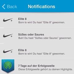 Nike+ FuelBand SE wirft seine Schatten voraus...