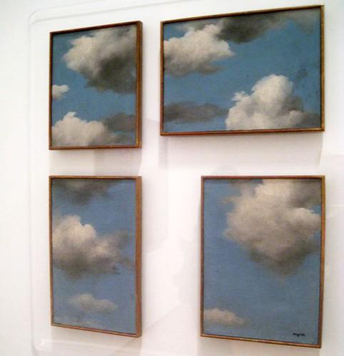 René Magritte: Les Perfections célestes