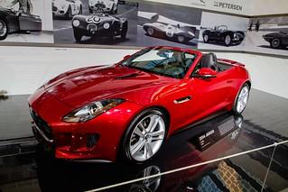 2014 Jaguar LA Auto Show