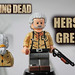 Custom LEGO The Walking Dead Season 4: Hershel Greene by LegoMatic9