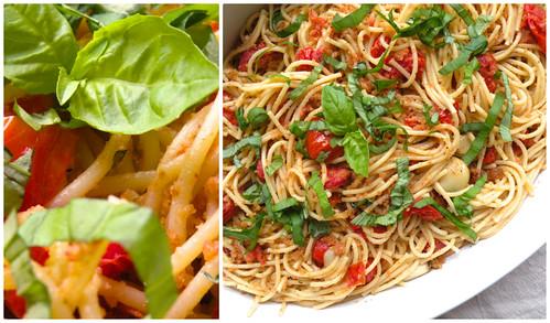Mrs. Fields Secrets Roasted Tomato Pasta