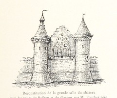 """British Library digitised image from page 351 of """"Jeanne d'Arc et la Normandie au XVme siècle. Illustrations, etc"""""""