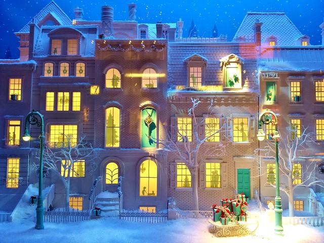 Tiffany's 2013 Holiday Show Windows