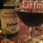 ベルギービール大好き!!リーフマンス・グーデンバンド Liefmans Goudenband