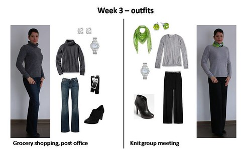 Outfits Week 3b