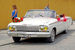 Turkey-03397 - 1962 Impala in Turkey.......wow