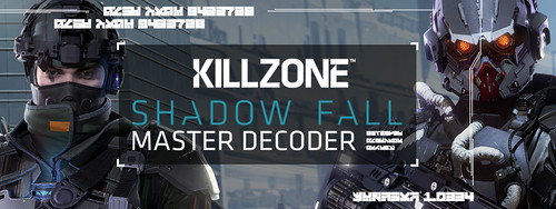 Killzone Shadow Fall Master Decoder
