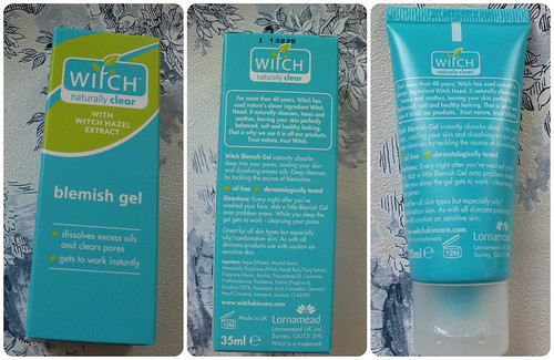 Witch Blemish Gel Review