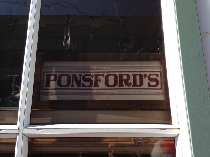 Ponsford's Place