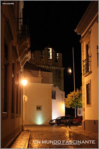 Ciudad de Faro. Algarve, 2012.