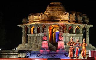 Modhera Dance Festival 2014