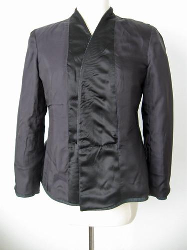 Burda jacket lining