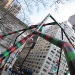 Central Park art installation
