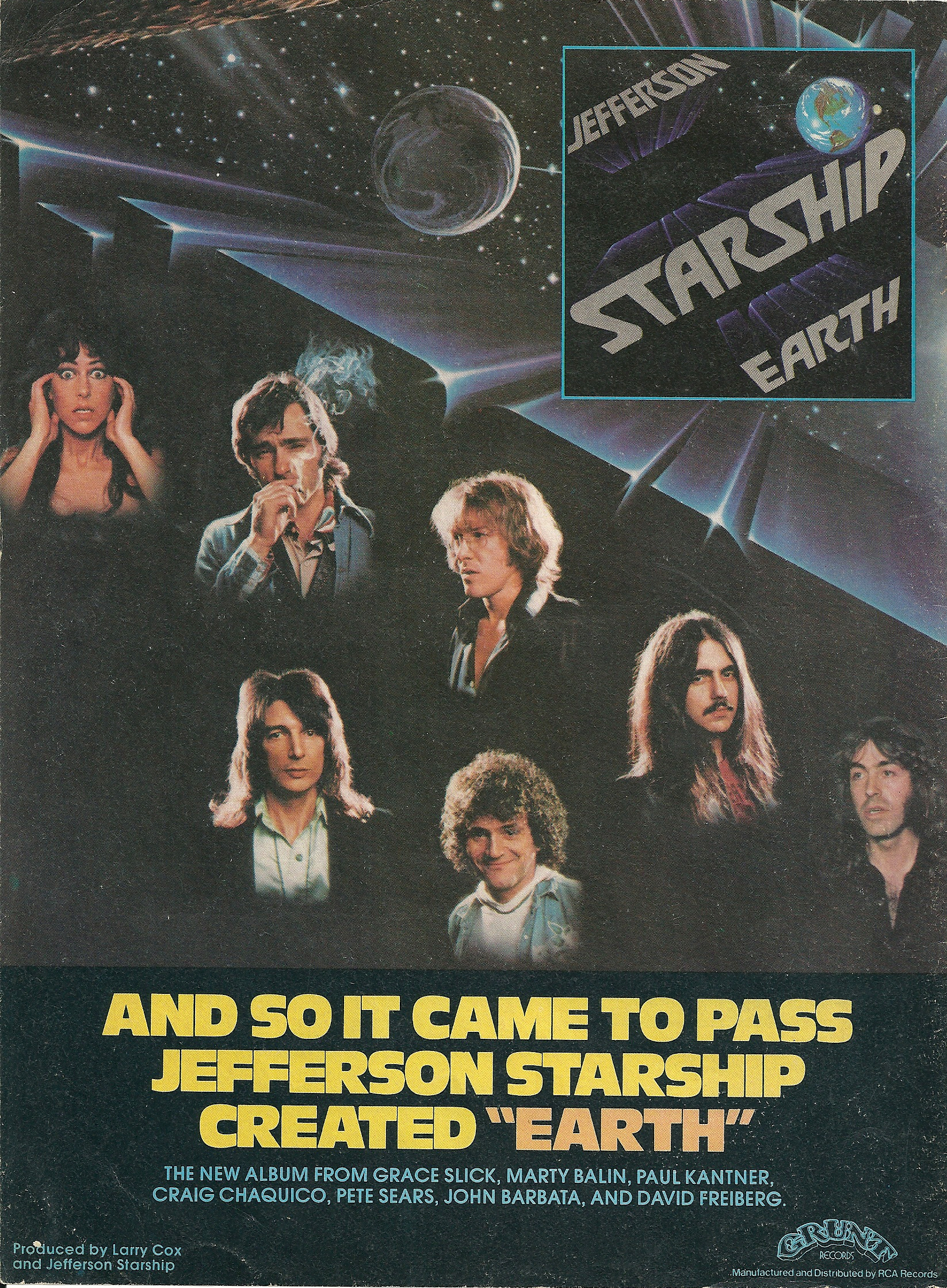 Starship - The Greatest And Latest