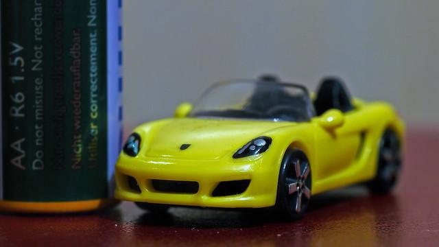 Little Yellow Car - Ciddi Biri - Flickr