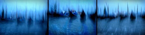 Tempo (Venetian triptych) by ◦Judex◦