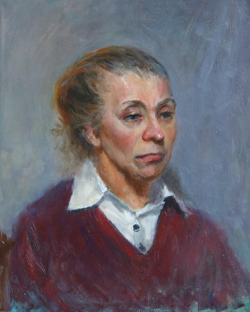 Tatiana's portrait