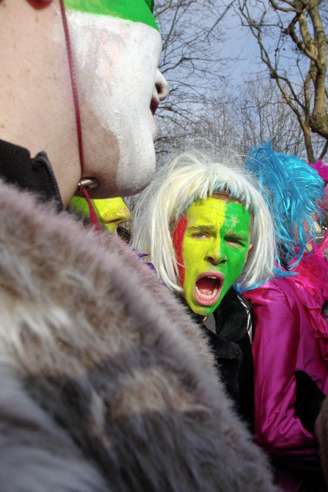Carnaval de Dunkerque - Carnavaleux rasta