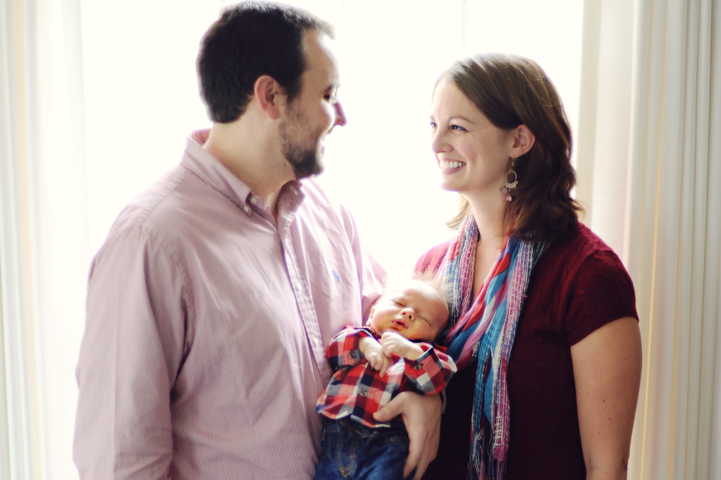 Indiana family and newborn photographer