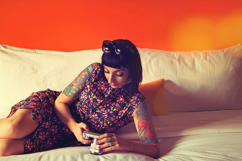 Is it really shocking to be a tattooed person gala darling for Palm springs tattoo shops