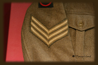 WWII Sergeant's Battledress Jacket