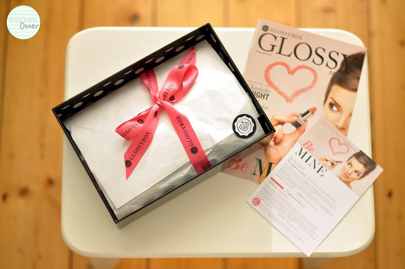 glossybox february 2014 rottenotter rotten otter blog 2