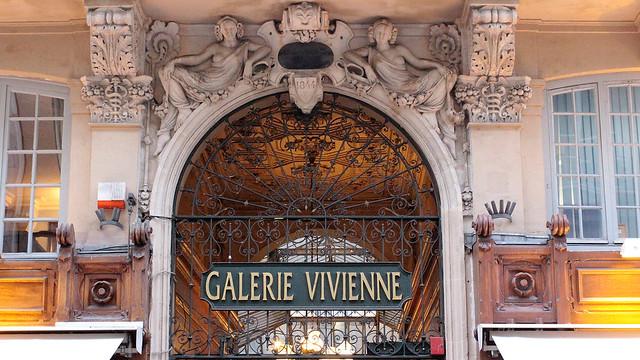 Galeries of rue Vivienne