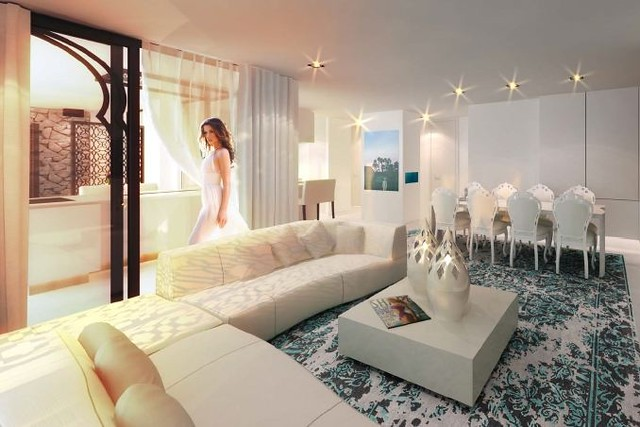 The White Angel, Ibiza property development