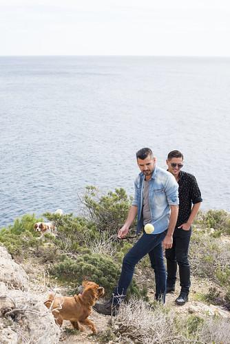 Ibiza living: Mauricio & Bradley, Coco Safari 61