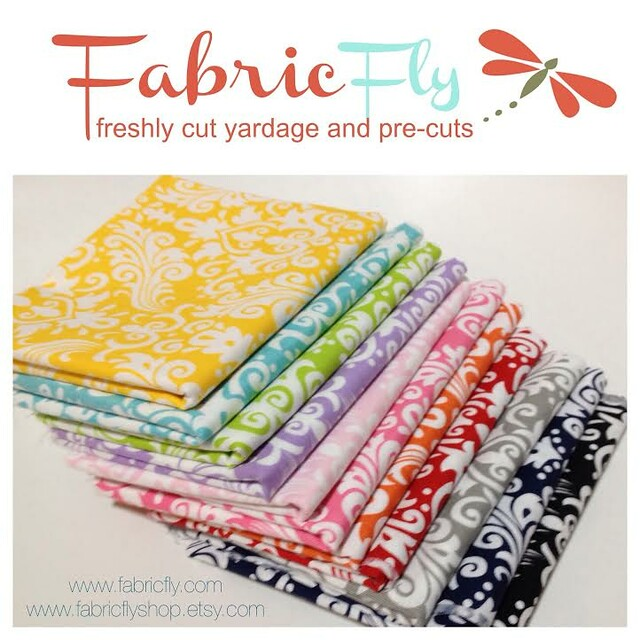 RBD Damask Giveaway with the Fabric Fly!!