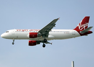 Virgin America N836VA