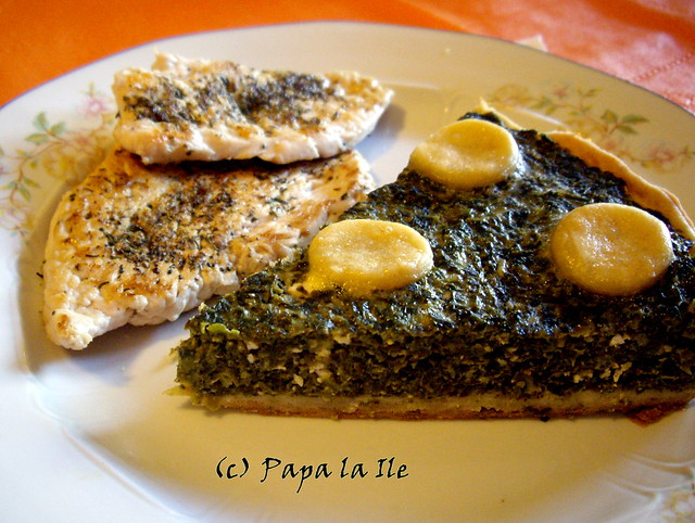 Tarta cu spanac (1)