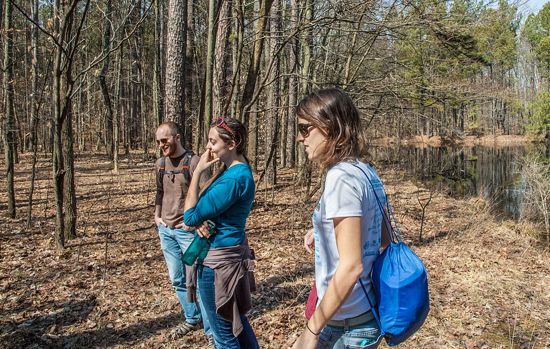 Follow the Watershed Ecotour - March 21, 2014