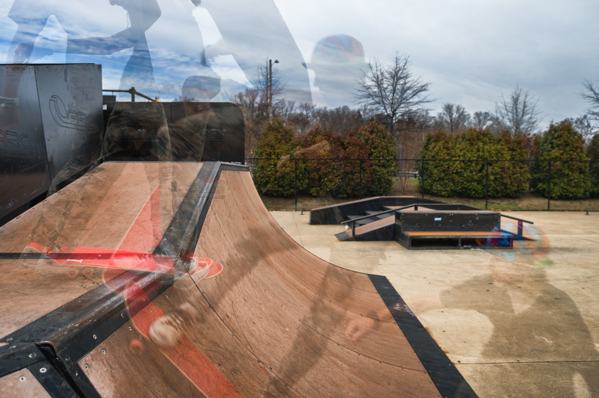 Skatepark Spectre 5