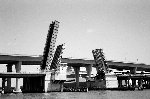 FEC Railroad Drawbridge