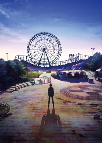 140328(1) -「武本康弘」監督率領京阿尼改編主題樂園動畫《甘城ブリリアントパーク》第一張海報出爐!