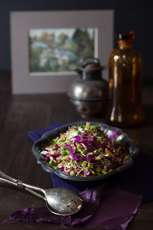 Red Cabbage Salad 3