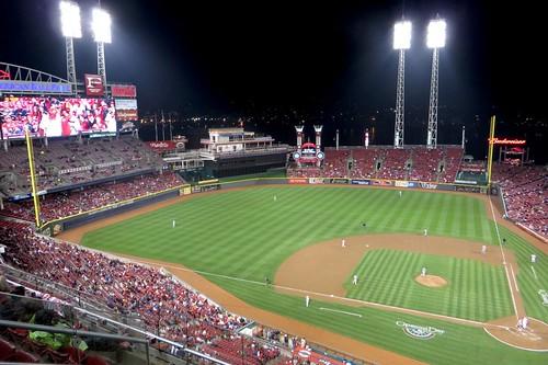 Reds Opening Night
