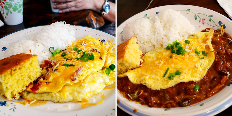 Grandma's Coffee House Omelettes