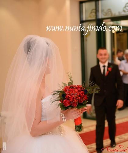 Arta Nunţii > Букет невесты