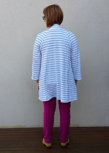 Simplicity 1733 jacket and Style Arc Elle pants