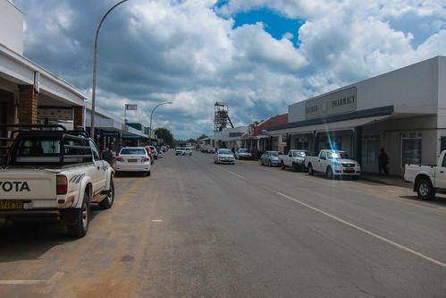 Tsumeb city