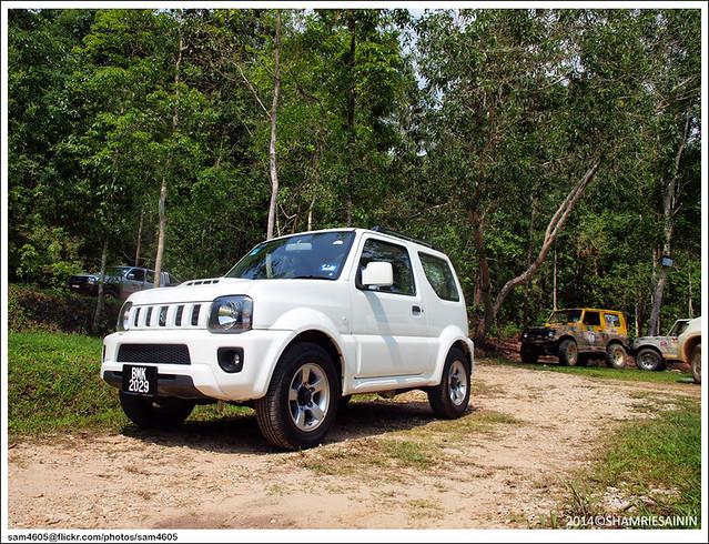 JOGNR2014 - Suzuki Jimny 1.3 JLX DOHC