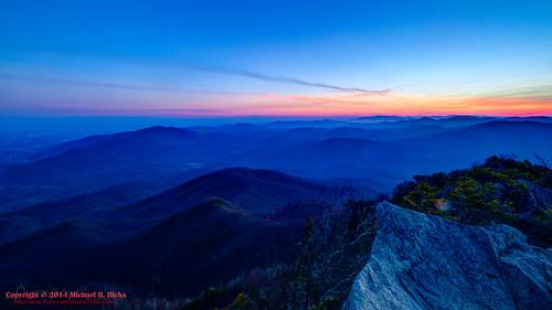 usa sunrise landscape geotagged spring unitedstates hiking tennessee hdr cosby greatsmokymountainsnationalpark gsmnp photomatix crestmont sigma1020mmf456exdc mountcammerer canon7d nashvillehikingmeetup catonsgrove geo:lat=3576355324 geo:lon=8316130430