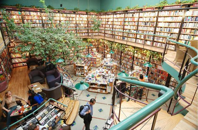 20-bookstores-墨西哥