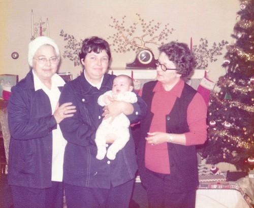 4 generations Dec 1975